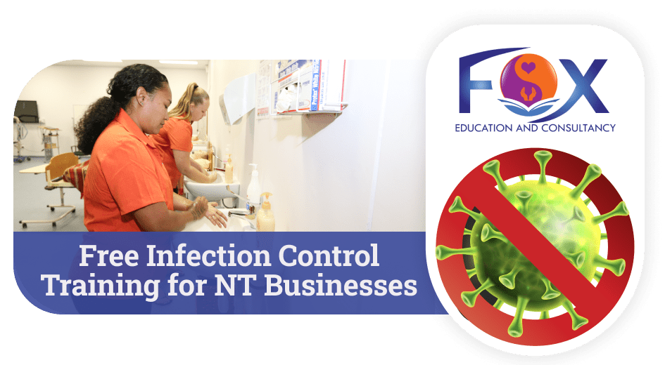 Free Infection Control Training for NT Businesses